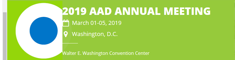 AAD 2019 Annual Meeting - laservision USA