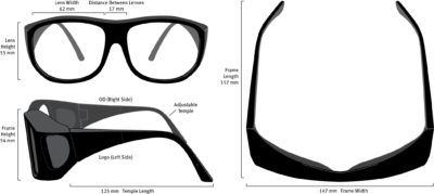 F09 Frame Dimensions