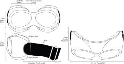 R14 Frame Dimensions