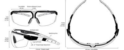 F29 Frame Dimensions